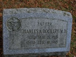 Dr Charles A. Dockery