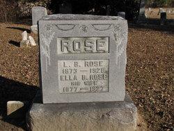 Ella B. Rose