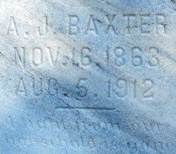 Alfred Jesse Baxter
