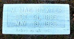 Maggie Mae Baxter