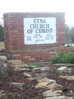 Etna Church of Christ Cemetery
