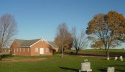Diller Mennonite Church Cemetery