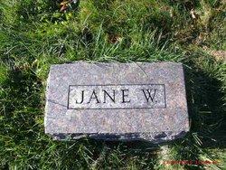 Jane W. <i>Fleming</i> Goodwin