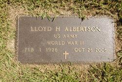 Lloyd Harold Albertson
