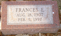 Frances E. <i>Morrow</i> Myers