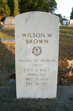Wilson W. Brown