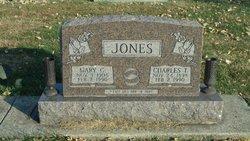 Mary Charlotte <i>Rucker</i> Jones