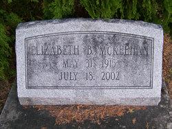 Elizabeth Libby <i>Barber</i> McKeehan