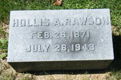 Hollis Allen Rawson, Sr