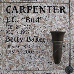 Betty <i>Baker</i> Carpenter