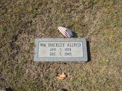 William Hackley Allred