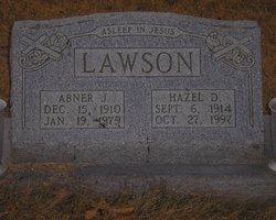 Abner Jackson Lawson