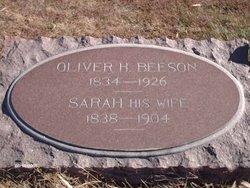 Sarah <i>Adams</i> Beeson