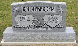 Janice Eileen <i>Laser</i> Rhineberger