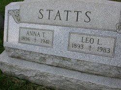 Anna T Statts