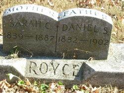 Daniel S Royce
