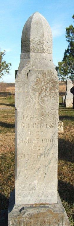 James Lewis Roberts