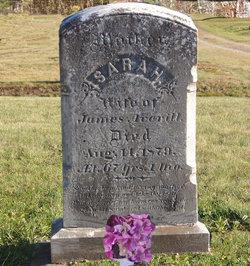 Sarah Ann <i>Groves</i> Averill