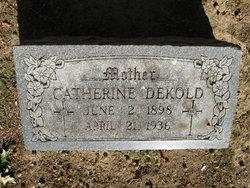Katherine DeKold