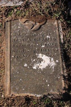 Martha M. Pasty <i>Hunt</i> Baird