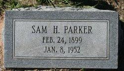Samuel Harold Sam Parker