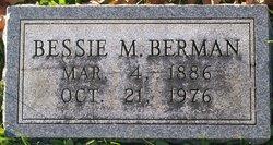 Bessie M <i>Knight</i> Berman