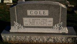 Mary B Cole