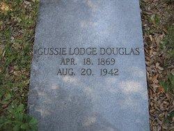 Gussie <i>Lodge</i> Douglas