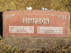 A. M. Simpson