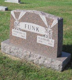 Eleanore A. Nora <i>Johnes</i> Funk
