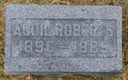 Addie <i>Roberts</i> Egbert