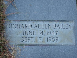 Richard Allen Bailey