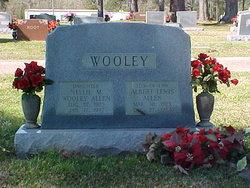 Nellie M <i>Wooley</i> Allen
