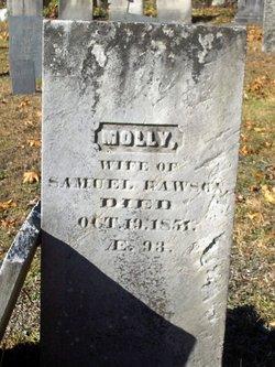 Mary Molly <i>Thwing</i> Rawson