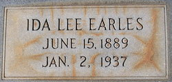 Ida Lee Earles