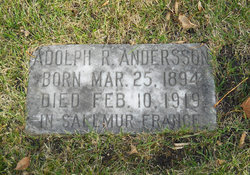 Adolph R. Andersson