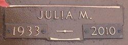 Julia / Judy Margaret <i>Lehr</i> Badwey