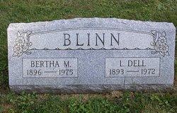 Bertha M Blinn