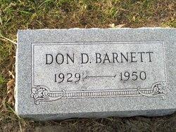 Don D. Barnett