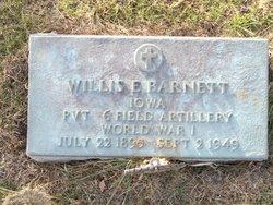 Willis E. Barnett