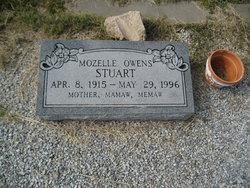 Mozelle <i>Owens</i> Stuart