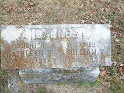 Kathleen B Barnes