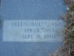 Helen Tincy <i>Bailey</i> Akins
