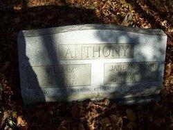 William Bill Anthony