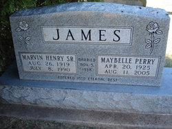 Maybelle <i>Perry</i> James