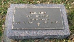 Emil Kriz