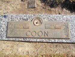 Ida F <i>Johnson</i> Coon