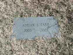 Adrian L Cash