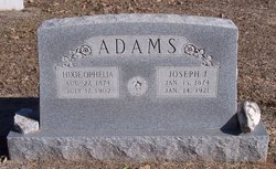 Hixie Ophelia <i>Owen</i> Adams