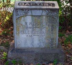 Belle <i>Boyd</i> Baptist